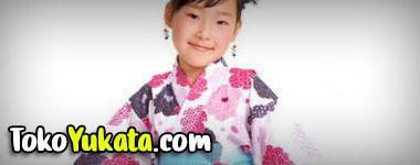 Yukata untuk Anak Anak (Kids)
